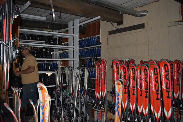 Keating Resources gives away ski gear, preps to demolish Deer Mountain lodge