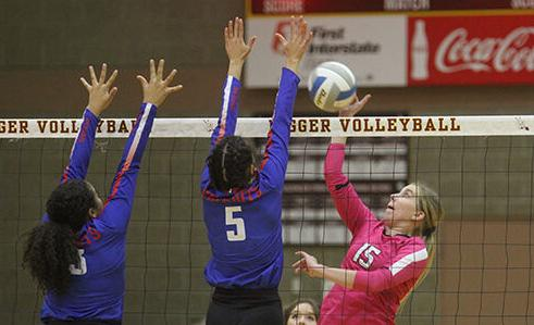 Lead-Deadwood volleyball team falls to Douglas