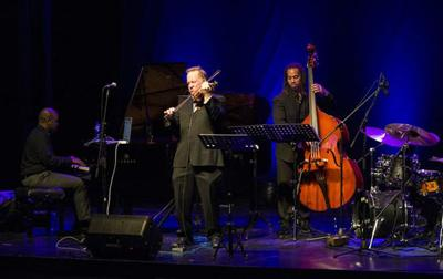 Christian Howes Quartet concert Oct. 26 in Spearfish