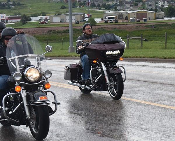 Ballard, Dupree headline Sturgis Mayor's Ride