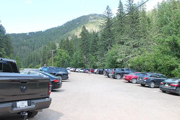Tourists flocking to the Black Hills