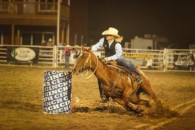 BHSU women's rodeo No.1 in the nation
