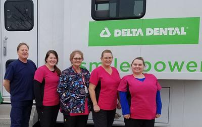 Delta Dental Mobile provides service to Newell
