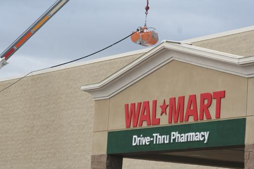 engineers still assessing cause for wal mart roof collapse