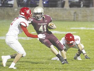 Diggers topple RC Central JV