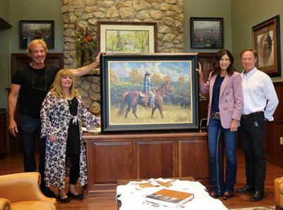 Noem joins celebrity lineup for Sturgis Buffalo Chip Legends Ride