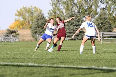 Spearfish girls down SF O'G 4-1 in playoff opener