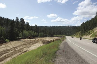 Less sharp curves ahead for CanAm highway