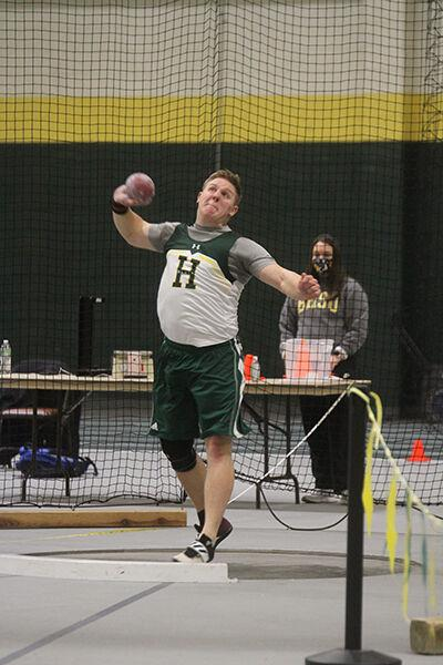 BHSU tracksters excel  at Myrle Hanson Open