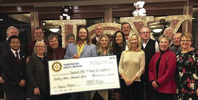 Northern Black Hills Rotary Club selects Sacred Mountain Retreat as legacy project recipient