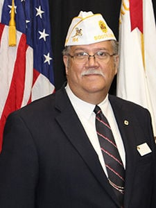 Spearfish man elected American Legion state commander