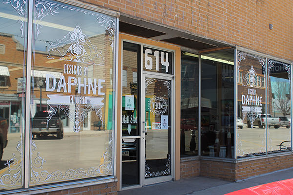 Designs by Daphne Gallery to host grand opening Saturday