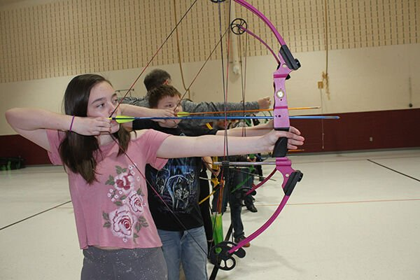 SMS archery club aims for success in state tourney