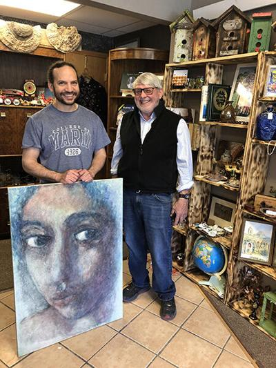 Western Star Wonders, Eric Jones Fine Arts gallery offer eclectic designs, gifts