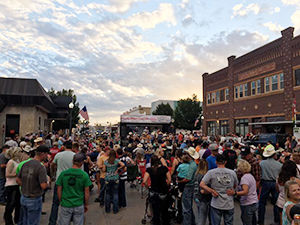 Belle Fourche's Hometown Thursdays booms in popularity