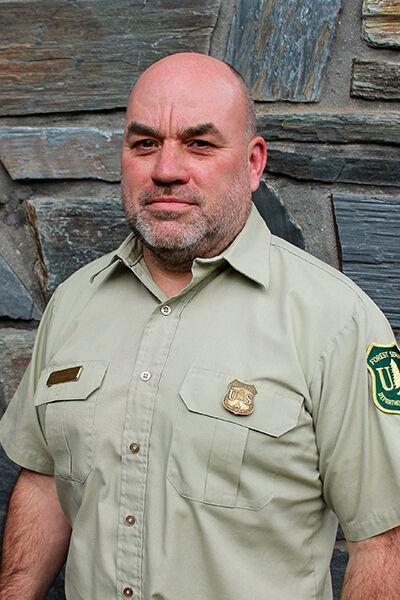 Tomac takes the helm as forest supervisor