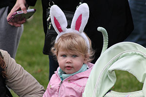 Scrambling for 10,000 Easter eggs in Spearfish City Park
