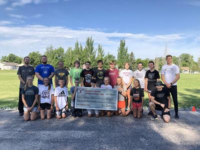 Spearfish Booster Club supports the Spartan Strength and Conditioning Program