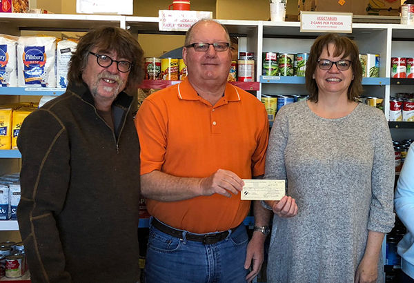 Empty Bowls donations made to local food banks