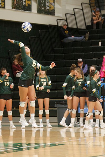 BHSU outlasts Cougars in regular-season home finale