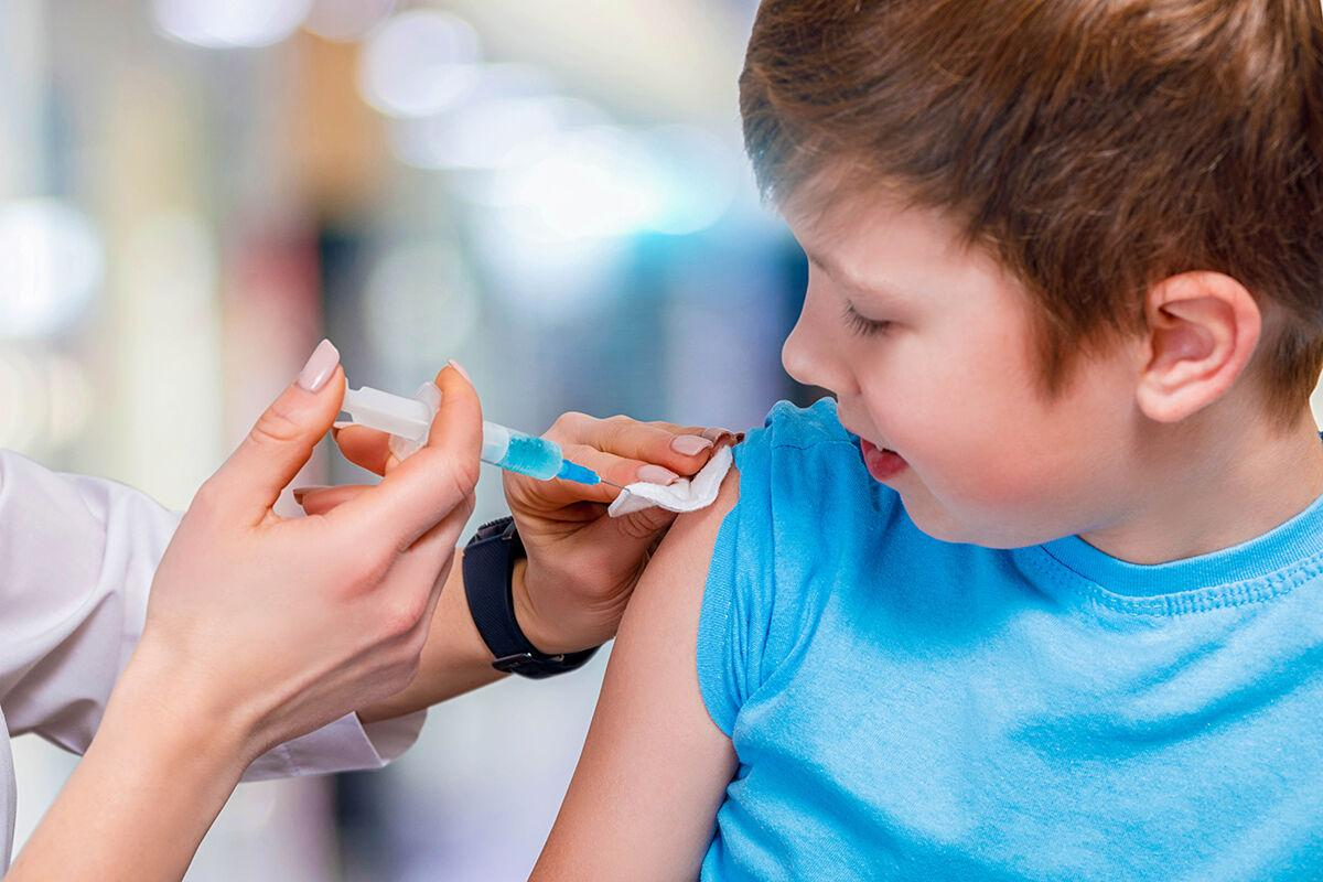 Routine childhood vaccines decline amidst COVID-19 pandemic