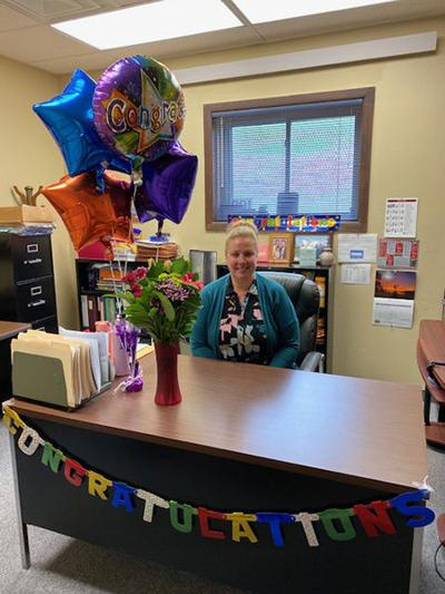 Sarah Heilman named Outstanding South Dakota Special Education Director of the Year