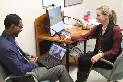 Veterans can have access to health care in the palm of their hand