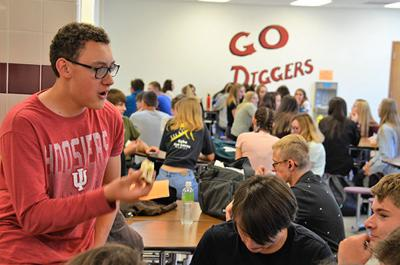 L-D High School to remain closed lunch campus for grades 9-11