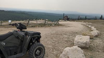 Motorized vehicle trail permits available now