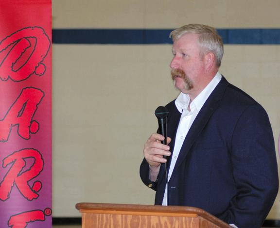 Whitewood D A R E Graduation Held Local News