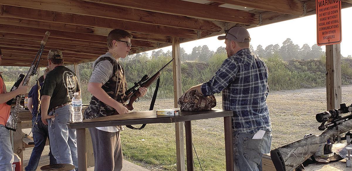 'Fun shoot' prepares kids for a lifetime of outdoor adventures