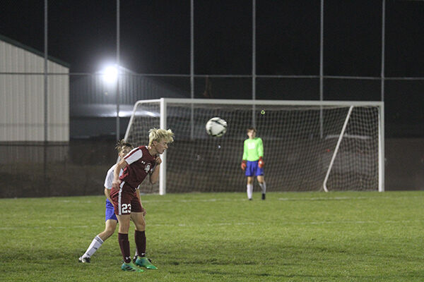 Spearfish soccer teams sweep Douglas at home