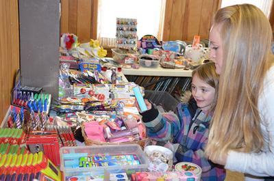 Santa Shop efforts ramp up