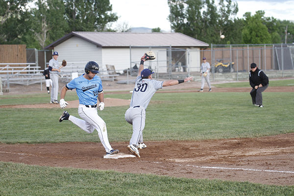 Sasquatch downs Wheat City 11-1