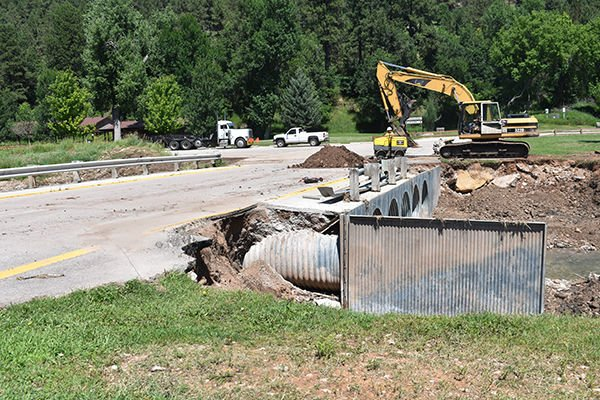 Sturgis moving ahead with park crossing repairs