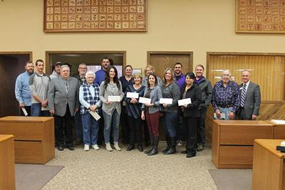 Greater Belle Fourche Funds awarded