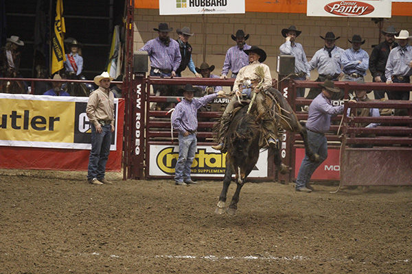 Ranch Rodeo highlights BH Stock Show Rodeo