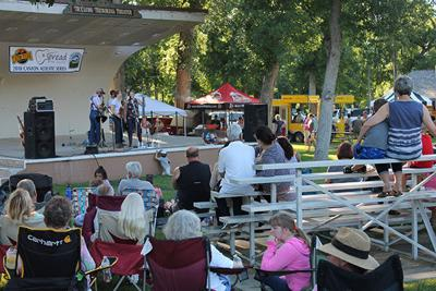 Canyon Acoustic Series begins Wednesday