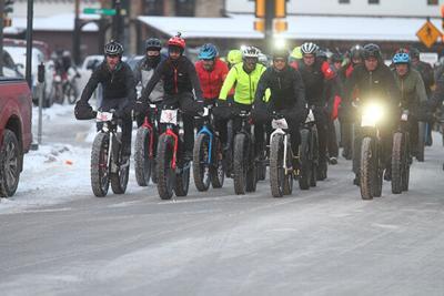Winter's Fat Bike Classic results announced