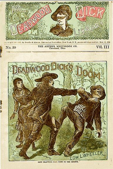 Dime novel was 19th century's popular paperback