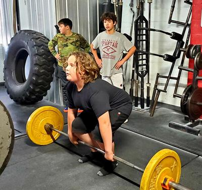 Spearfish  begins Youth  Powerlifting Club