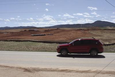 Spearfish reviews traffic study at Colorado Blvd.