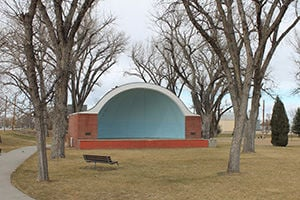 Belle Fourche band shell listed on National Register of Historic Places