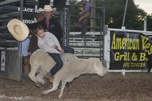 Ranch Rodeo begins Roundup