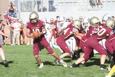 Diggers win Prospector Bowl