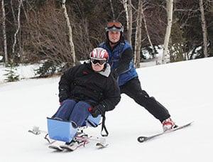 Ski for Light racers get 'mojo'