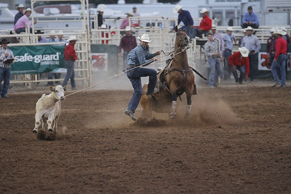Days of '76 hosts rodeo performance