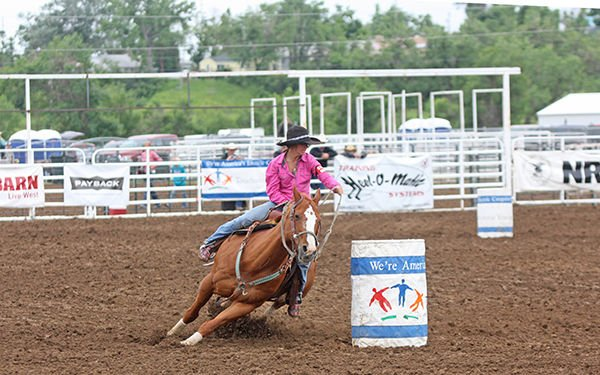 Rickie Engesser reflects on rodeo opportunity, titles