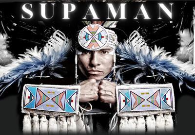 Opera house to host 'Supaman'