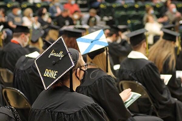 BHSU holds graduation triple header Saturday